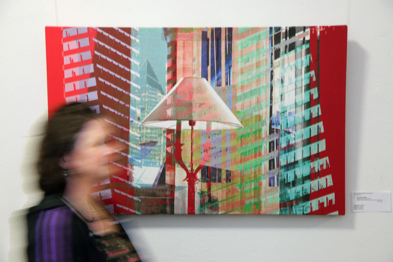Ausstellung IHK Dortmund | rooms with faces