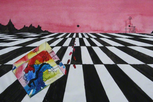 my horizon (c) Brigitte Felician Siebrecht 1983-1989