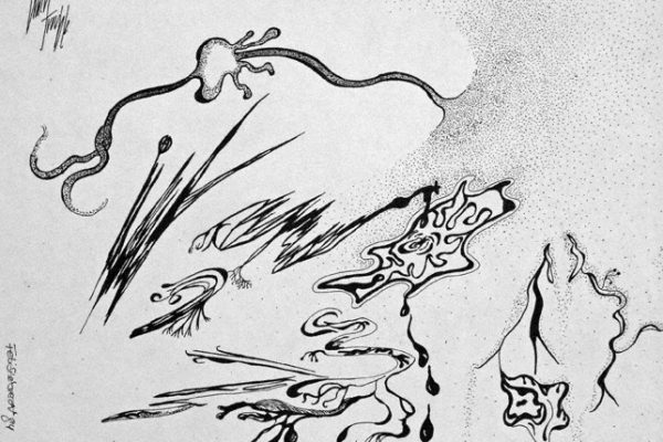 cells (c) Brigitte Felician Siebrecht 1983-1989