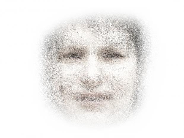 "still from the generative video ""Physio.GeNOM"" (c) Brigitte Felician Siebrecht"