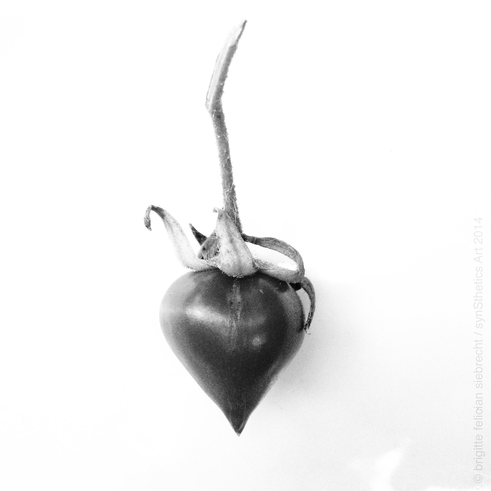 Black heart of doubts