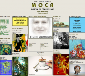 MoCA frontpage Feature 2014