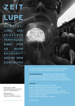 Vernissage der Ausstellung ZEITLUPE, ehem. Ostwallmuseum Dortmund