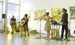 PESSOA Konzert im Museum am Ostwall 7 in Dortmund