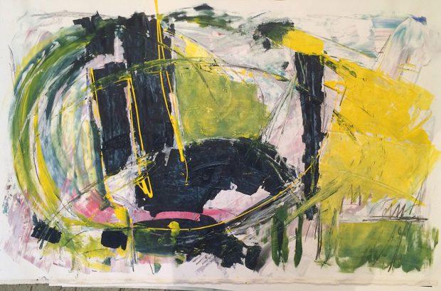 """Bild """"Erfassung 2"""" von Brigitte Felician Siebrecht"""
