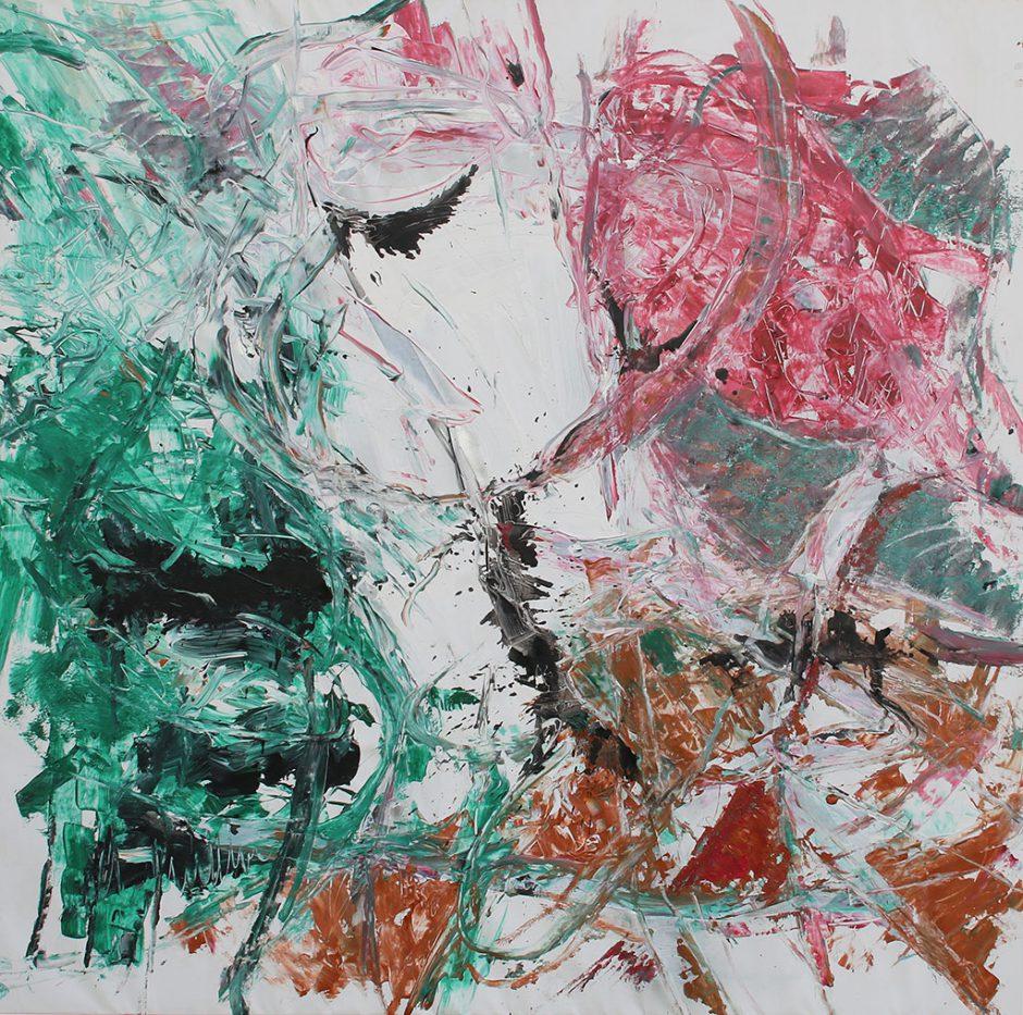 """Bild """"Wimpernschlag"""" von Brigitte Felician Siebrecht"""