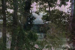 Still Audio-Video Fieldrecording inner(City) Seilersee by Brigitte Felician Siebrecht