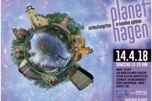 Ausstellung bei Planet Hagen 2018
