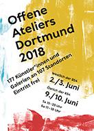 Werkschau Kunstbetrieb / Offene Ateliers Dortmund 2018