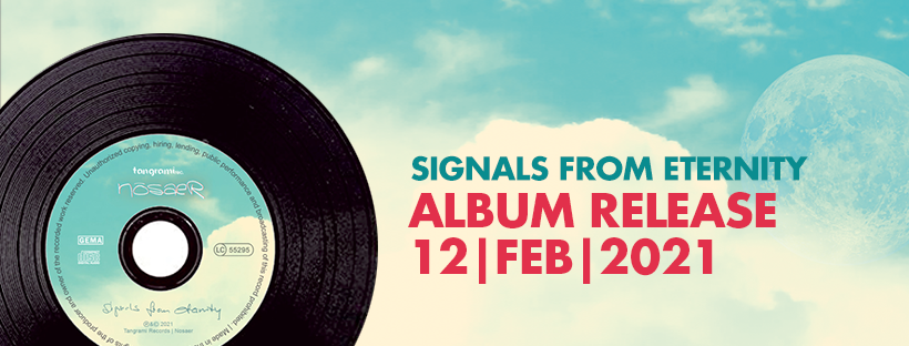 NOSAER ALBUMRELEASE SIgnals from eternity