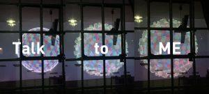 Talk to ME - interactie Video Installation - Siebrecht 2021